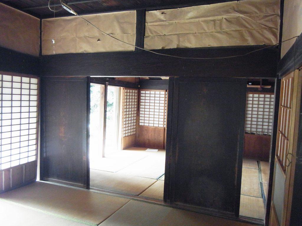 Before  和室の広間が・・・