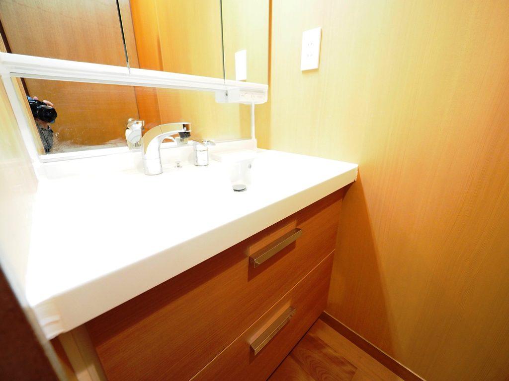 トイレの手洗い兼用
