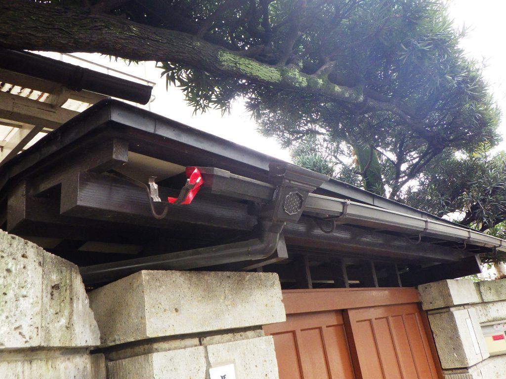 雨樋の修繕工事