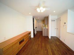 生涯の住処を建てる♪ 北新宿に賃貸併用の新築住宅が完成しました♫
